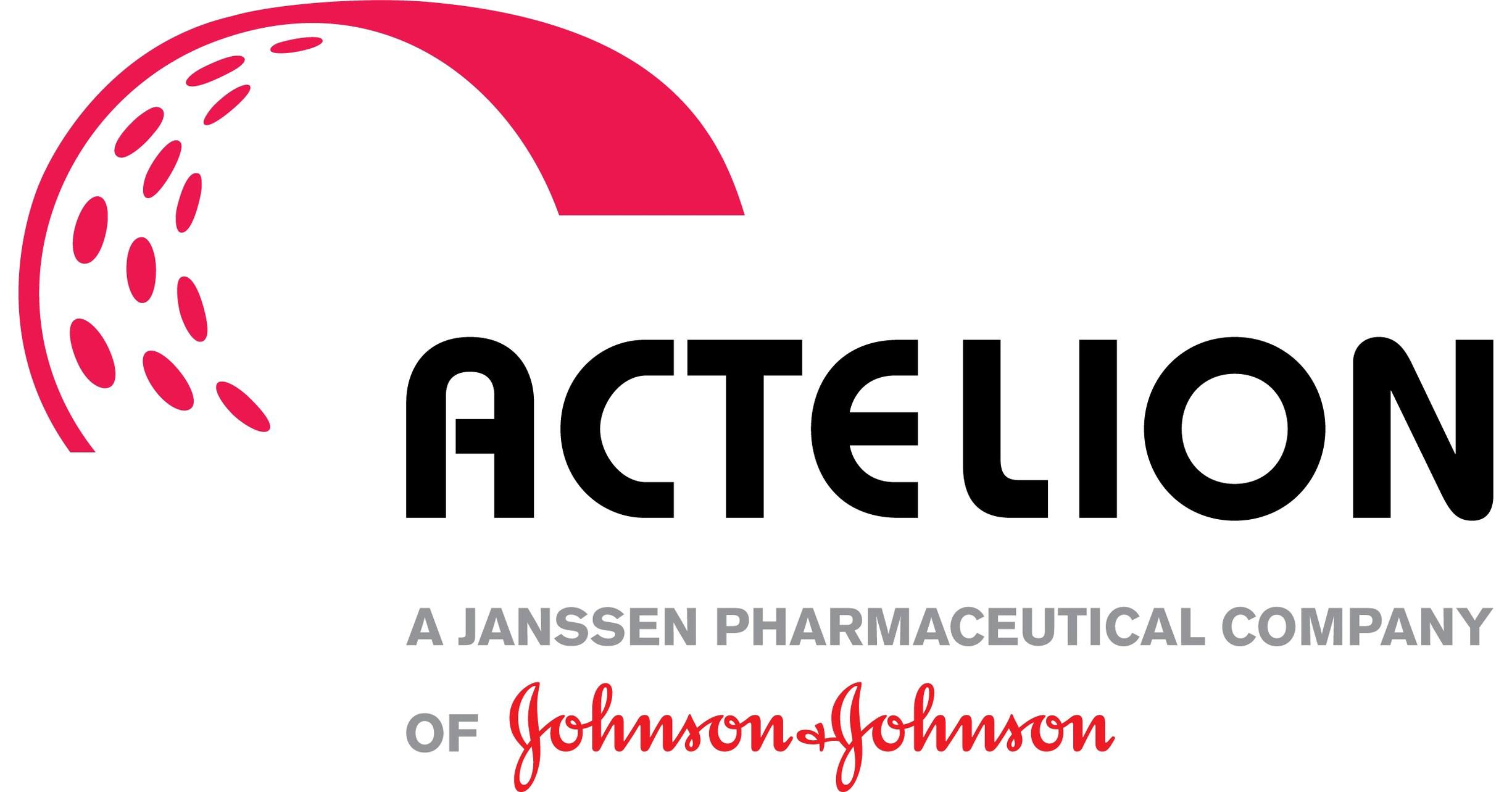 Actelion, a division of Janssen-Cilag International NV